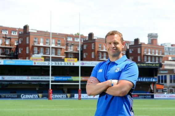 Danny Wilson hopes to take us back to the Champions Cup