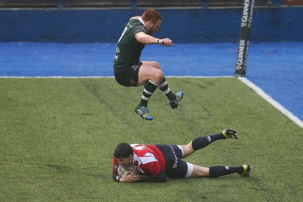 Owen Jenkins Try