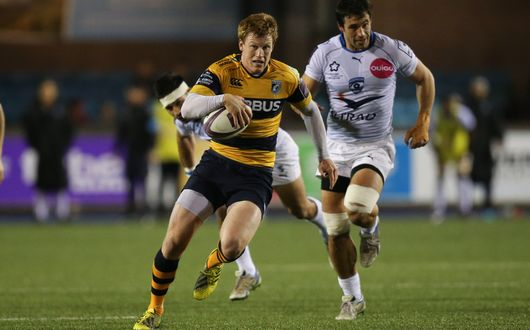 Rhys Patchell Montpellier