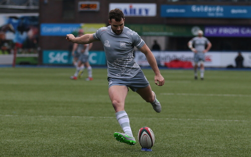 Olly Barkley London Welsh