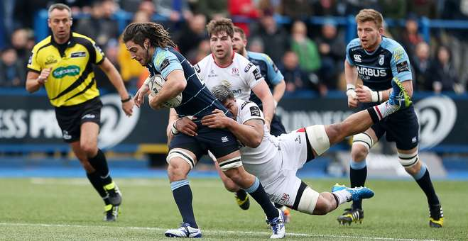 Navidi - N Williams Ulster