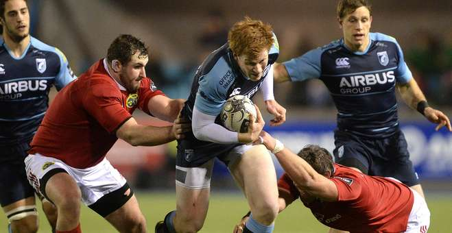 Rhys Patchell Munster