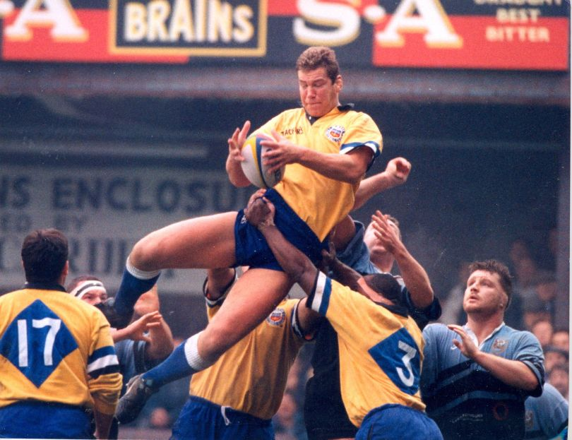 Bath v Cardiff 1997