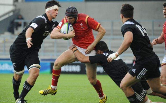 Rhun Williams Wales U20