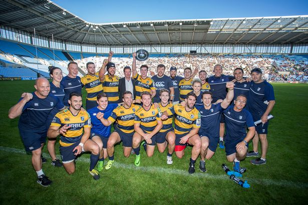 Cardiff 7s 2016 Final winners