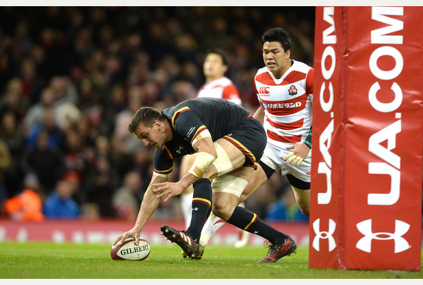 Wales v Japan - Under Armour Series