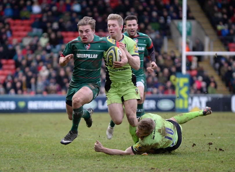 Leicester Tigers v Northampton Saints - LV= Cup