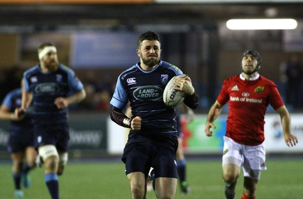 Aled Summerhill Munster 2