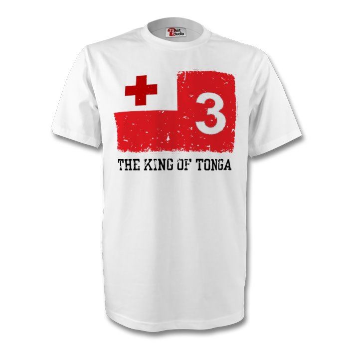 King of Tonga Design
