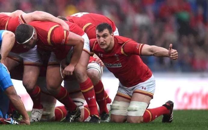 Sam Warburton Wales 4