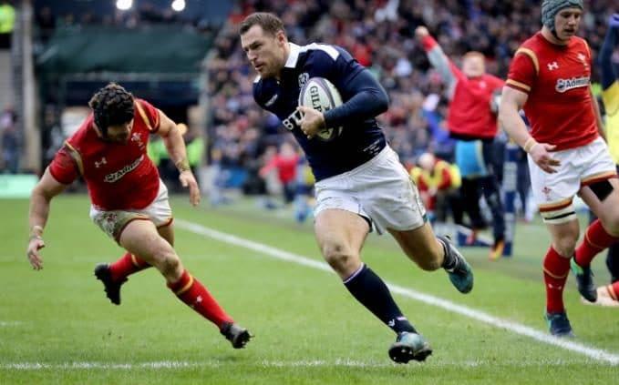 Scotland Wales 2017