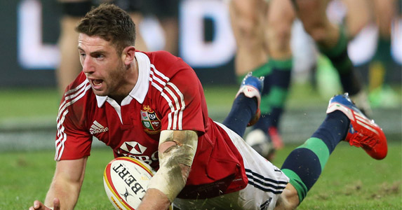 Alex Cuthbert Lions