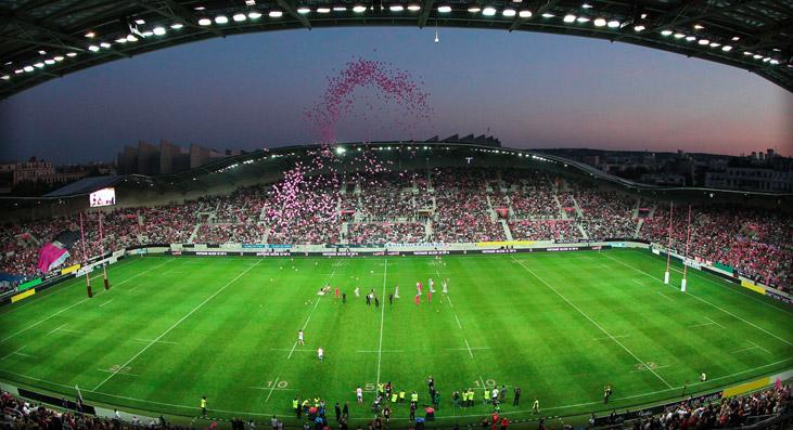 Stade Francais Ground