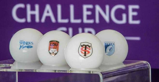Challenge Cup Pool 2017 18