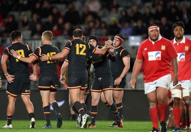 Wales Tonga