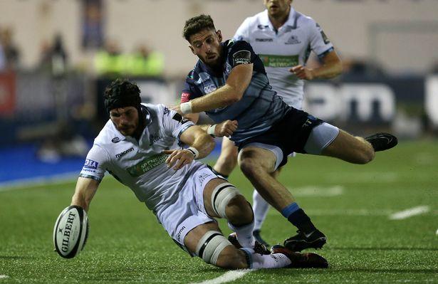 Alex Cuthbert Glasgow