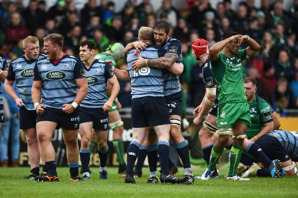 Cardiff Blues Connacht