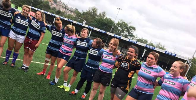 Cardiff Blues Women