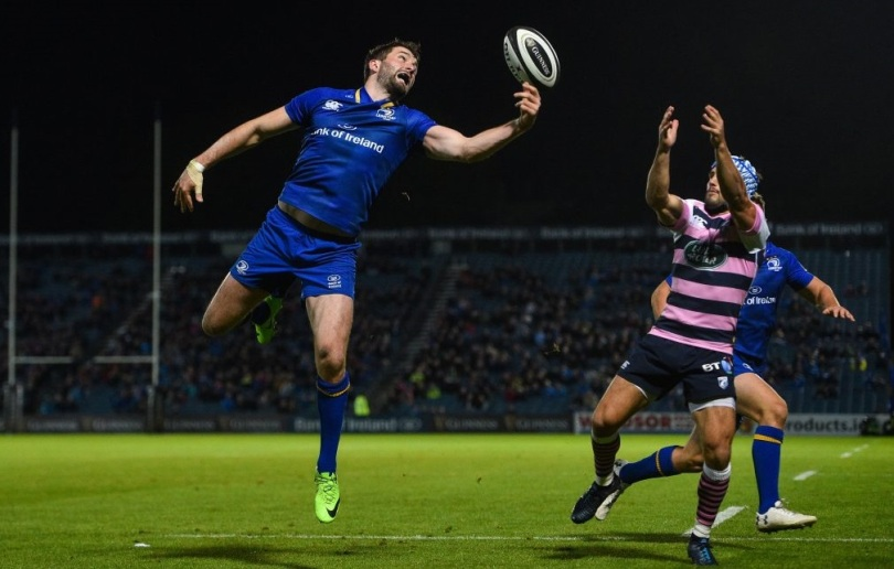 Matthew Morgan v Leinster
