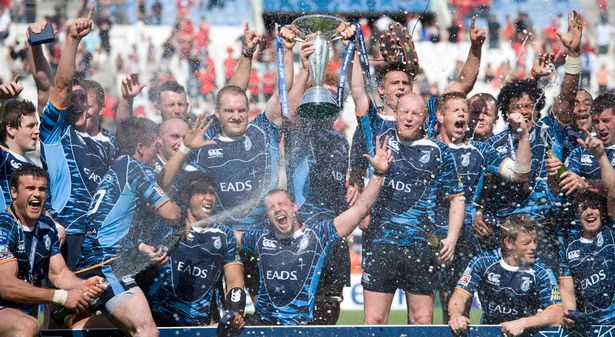 Challenge Cup win 2010