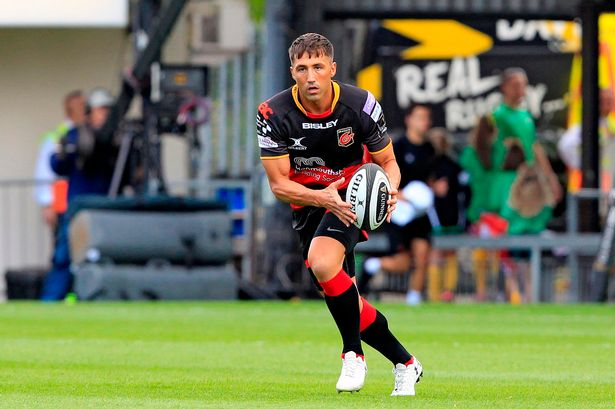 Gavin Henson Dragons