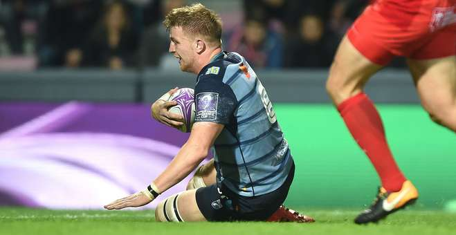 Macauley Cook Toulouse