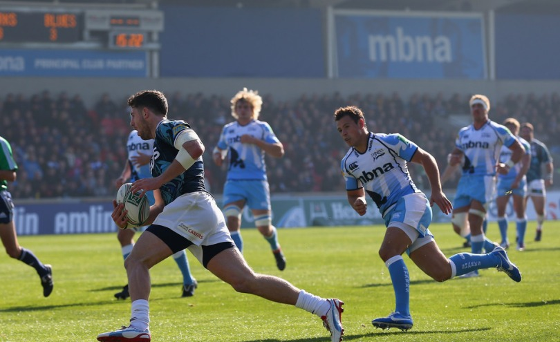 Sale Sharks v Cardiff Blues - Heineken Cup
