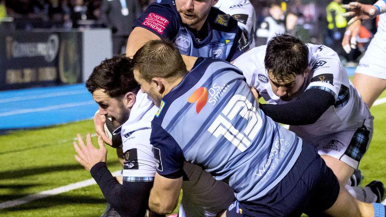 Alex Dunbar Glasgow