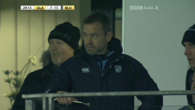 Filise red card Wilson reaction