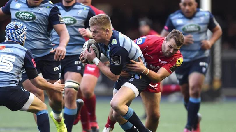 Gareth Anscombe Scarlets