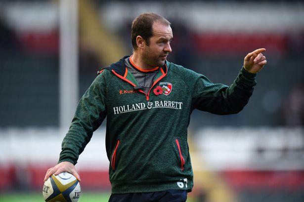 Geordan Murphy Leicester