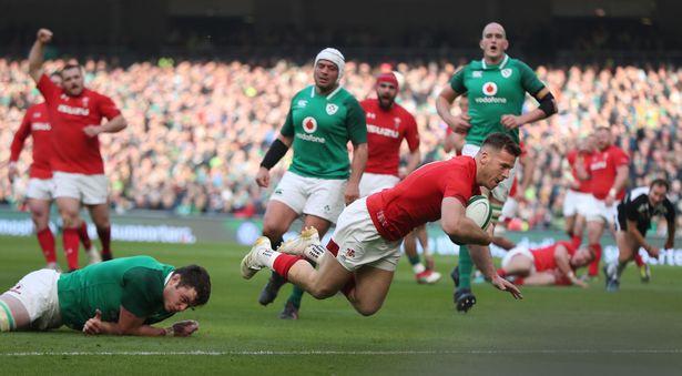 Gareth Davies Ireland