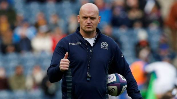 Gregor Townsend Scotland