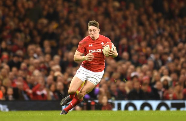 Josh Adams Scotland