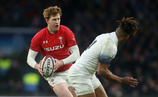 Rhys Patchell England 2