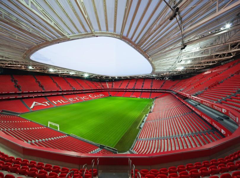 San Mames Stadium Bilbao