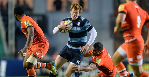 Rhys Patchell Leicester Tigers