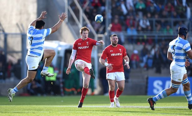 Rhys Patchell Argentina