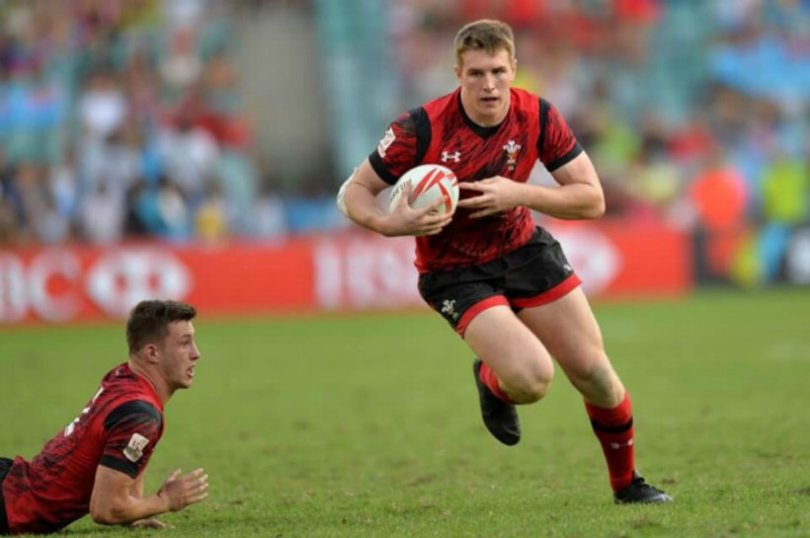 Tom Williams Wales 7s