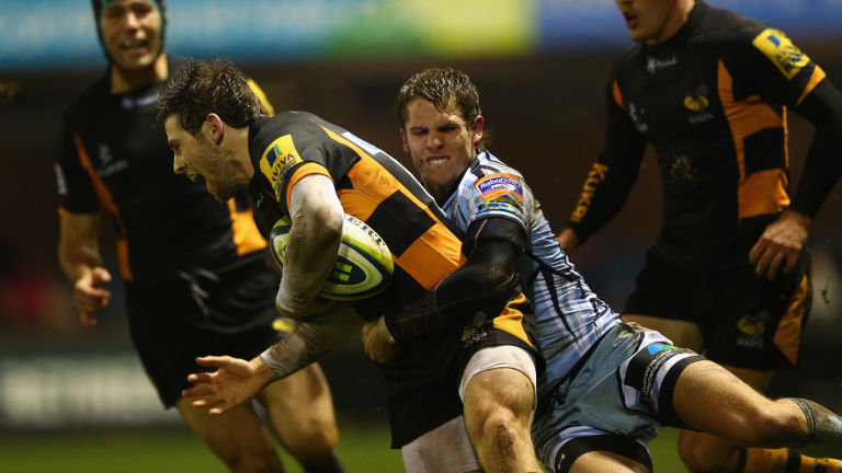 Tom Williams Cardiff Blues 2