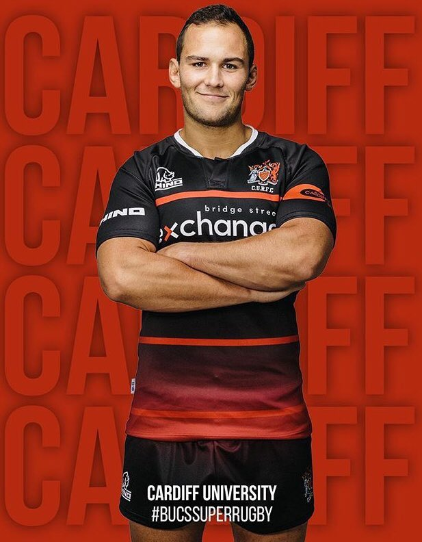 Tom Wilson Cardiff Uni