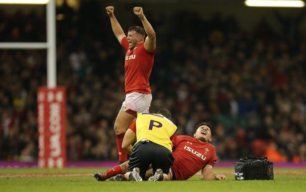 Ellis Jenkins South Africa injury 1