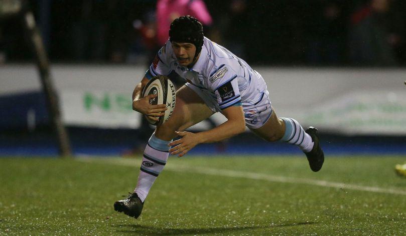 Ioan Davies Uruguay