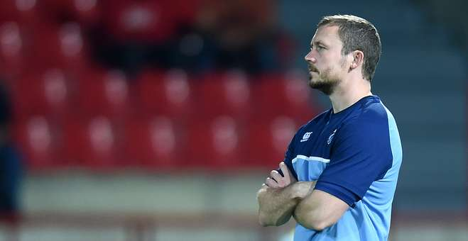 Richie Rees Cardiff Blues