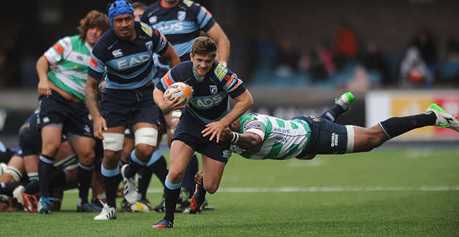 Cardiff Blues v Benetton Treviso - RaboDirect PRO12