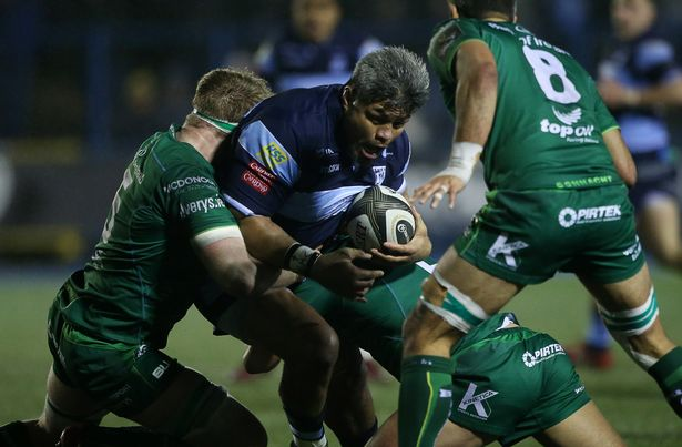 nick williams connacht