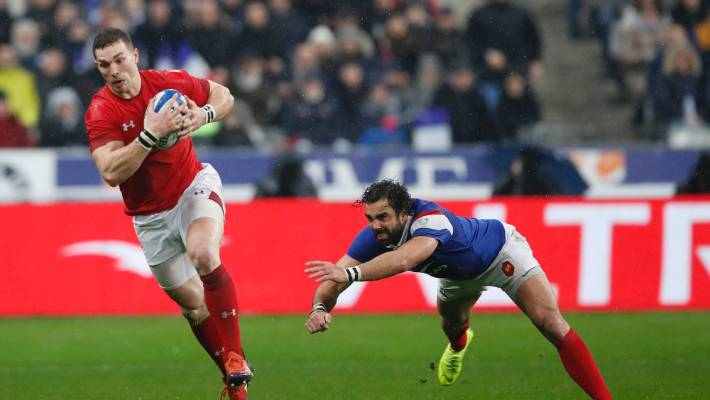 George North France