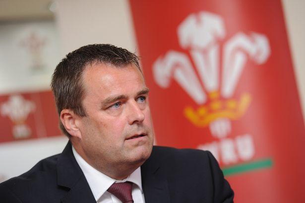 Martyn Phillips WRU CEO