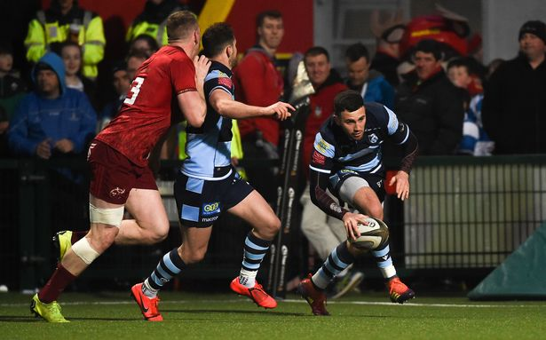 Aled Summerhill Munster