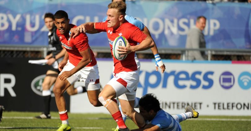 Harri Morgan Argentina U20 2